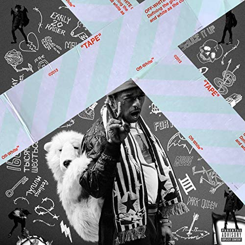 Sulili Lil Uzi Vert-Luv is Rage 2 Music Album Cover Poster Art Print Wall Posters Size 20