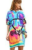 RwalkinZ Hip Hop Clothes For Girls Juniors Teenager Fashion Clothes Naughty Digital Print