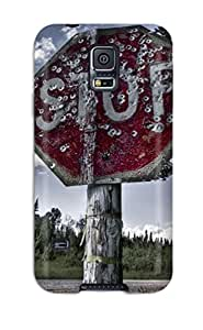 Alan T. Nohara's Shop Lovers Gifts Cute High Quality Galaxy S5 Stop I'll Shoot Case