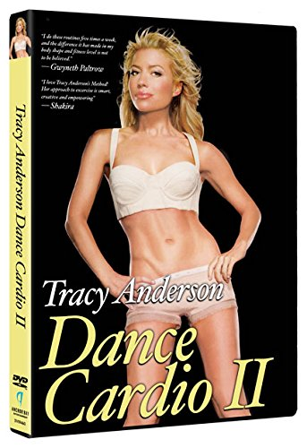 DVD : Tracy Anderson - Dance Cardio Workout II (DVD)