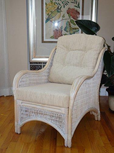White Rattan Furniture - 1