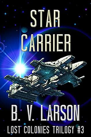 book cover of Star Carrier