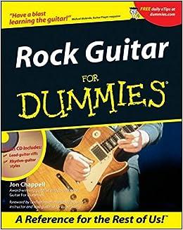 Rock Guitar For Dummies: Amazon.es: Jon Chappell, Carl Verheyen: Libros en idiomas extranjeros