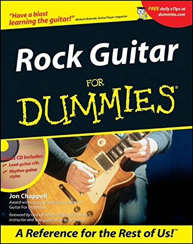 Top rock guitar for dummies for 2019