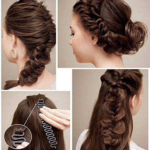 Buy Demarkt Diy Magic Hair Design Styling Tools For Ladies Girls