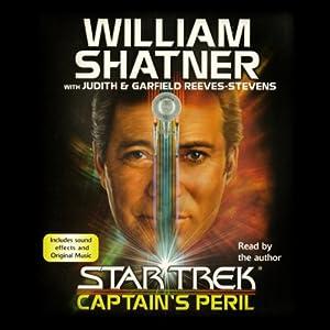 Star Trek: Captain's Peril Audiobook