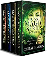 The Magic Series: Box Set 1 of the Calliope Jones novels