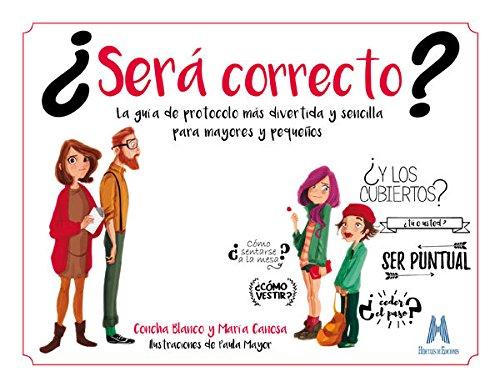 ¿Será correcto? (¡Preparados, listos... ya!): Amazon.es: Concha Blanco Blanco, María Canosa Blanco, Paula Mayor Agrelo: Libros