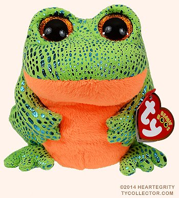 9c835adc72c Amazon.com  TY BEANIE BOOS SPECKLES (FROG)  Home   Kitchen