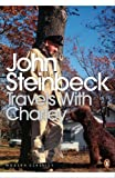 Front cover for the book Travels with Charley: In Search of America by John Steinbeck