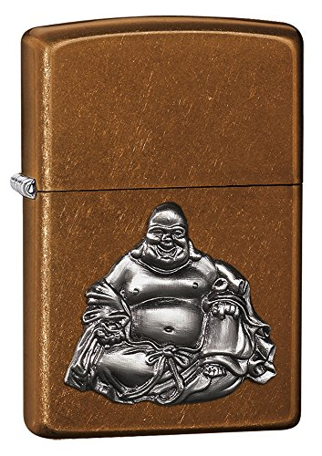 zippo-buddha-emblem-toffee-pocket-lighter