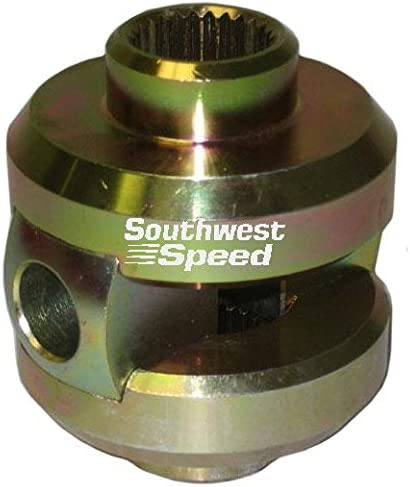 28 SPLINE FOR GM 10 BOLT REAR ENDS WITH A 8.50 DIAMETER RING GEAR NEW SOUTHWEST SPEED RACING GM MINI-SPOOL