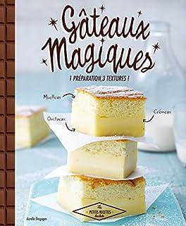 Gâteaux magiques, Desgages, Aurélie
