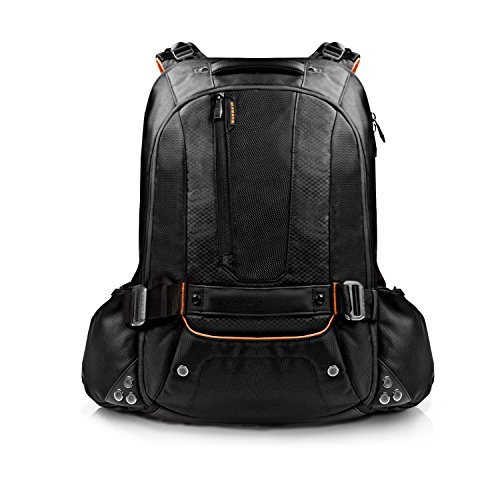 Everki Beacon Laptop Backpack with Gaming Console Sleeve, Fits up to 18-Inch (EKP117NBKCT) by Everki (Image #2)