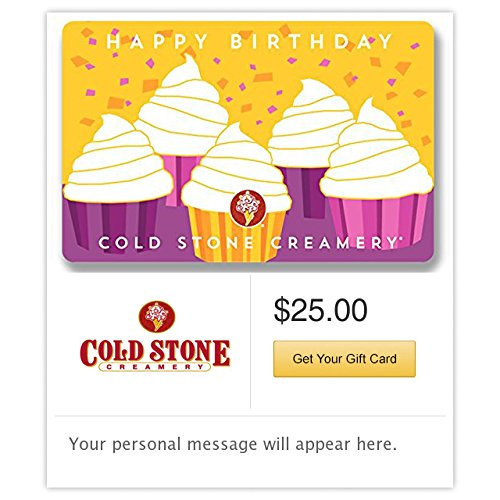 Cold Stone gift card link image