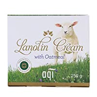 AQI, Natural Australian Lanolin Cream for Irritated Skin, Natural Lanolin Cream,...