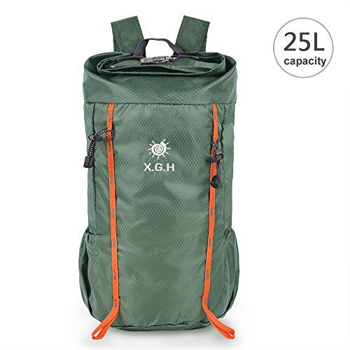 Vbiger 25L Mountain Climbing Backpacks Outdoor Backpack Traveling Backpacks for Traveling, Sports, Leisure, Mountain Climbing