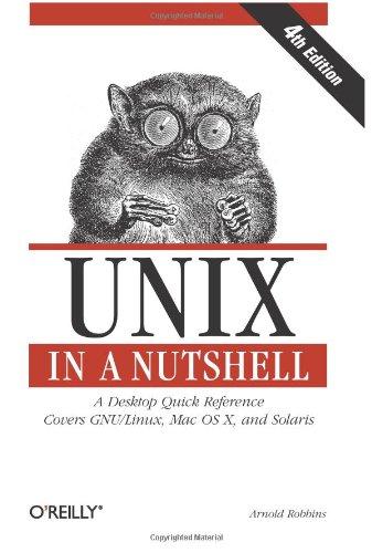 Unix в двух словах, четвертое издание