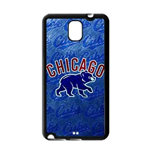 Forever Collectibles Chicago Bears Rugged Dual Hybrid NFLCase for Samsung Galaxy Note 3.
