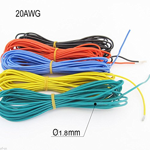 Black Barbed Cable Ties (5meter 20AWG Flexible Soft Silicone Wire Tin Copper RC Electronic Cable 5colors)