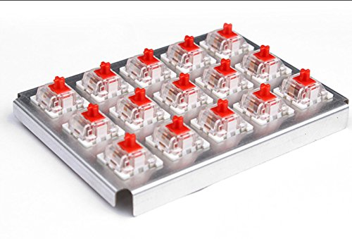 team-wolf-mechanical-keyboard-swappable-switches-keycap-key-switches-replacement-switches-15-pcs-red