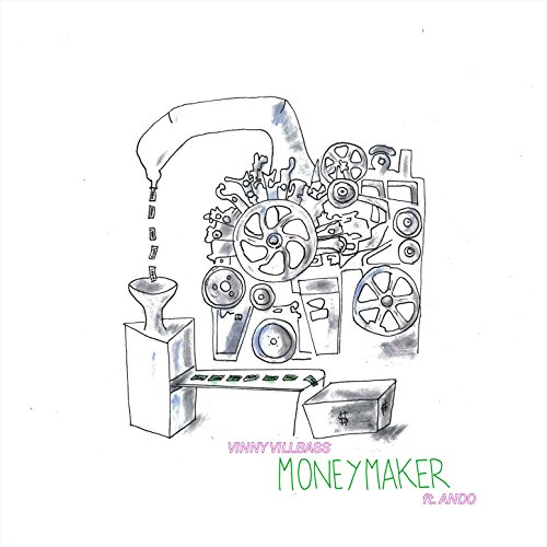Vinny Villbass - Moneymaker (2017) [WEB FLAC] Download