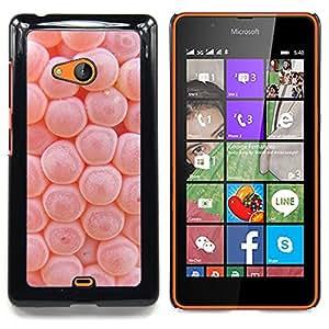 Stuss Case / Funda Carcasa protectora - Biología Microscopio Cuerpo Macro - Nokia Lumia 540