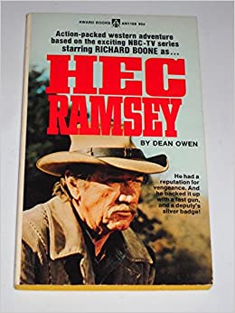Hec Ramsey: Dean Owen: Amazon.com: Books