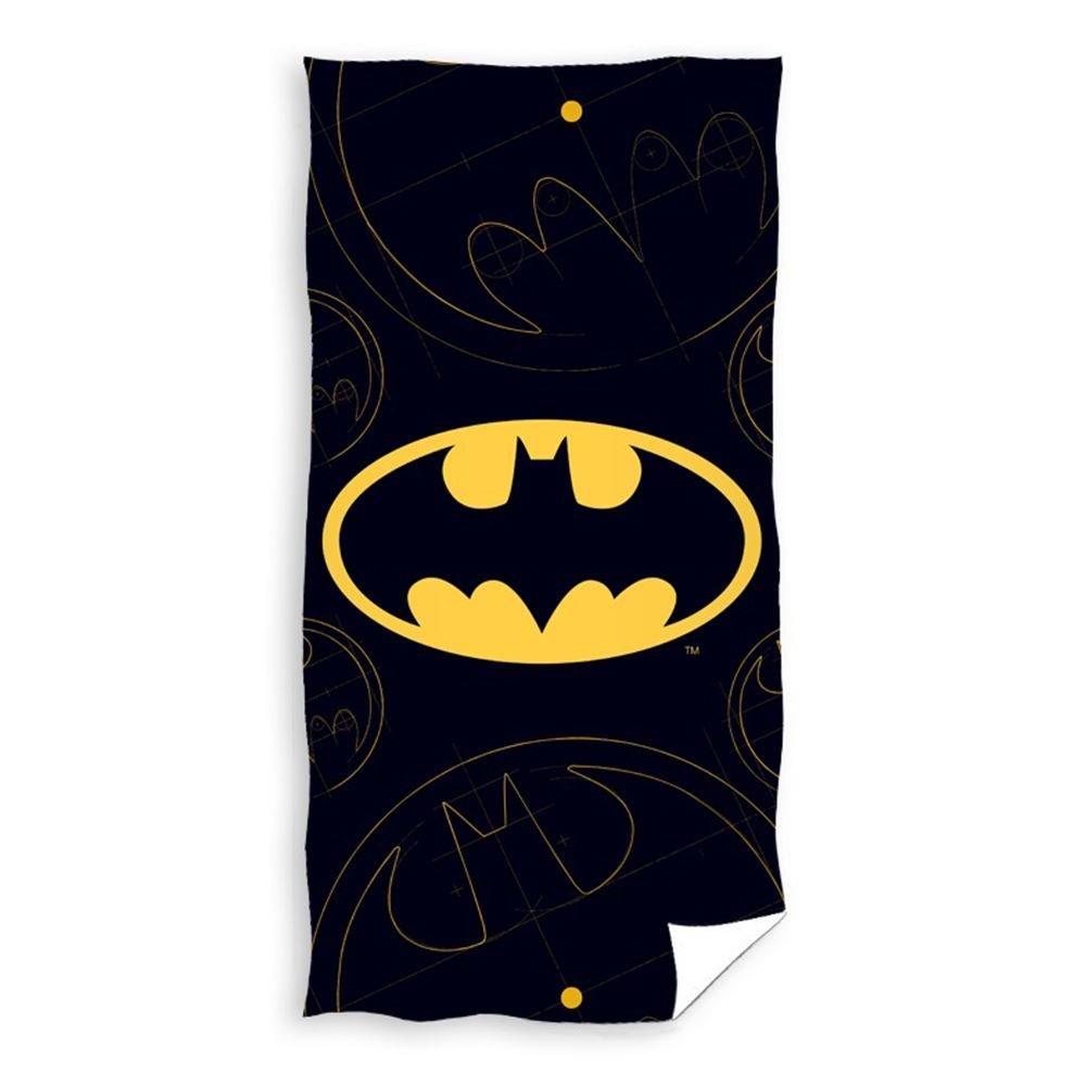 Batman Beach Towel TDI Roman Kolodziejczyk