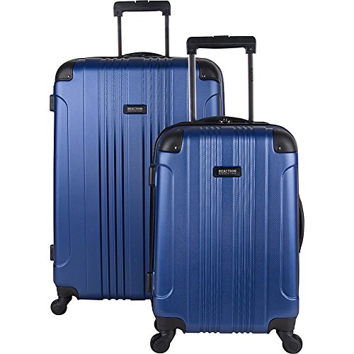 Kenneth Cole Reaction Out of Bounds 2 Piece Hardside Upright Spinner Luggage Set