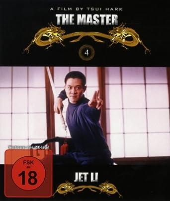 The Master [Alemania] [Blu-ray]: Amazon.es: Jet Li, Crystal ...