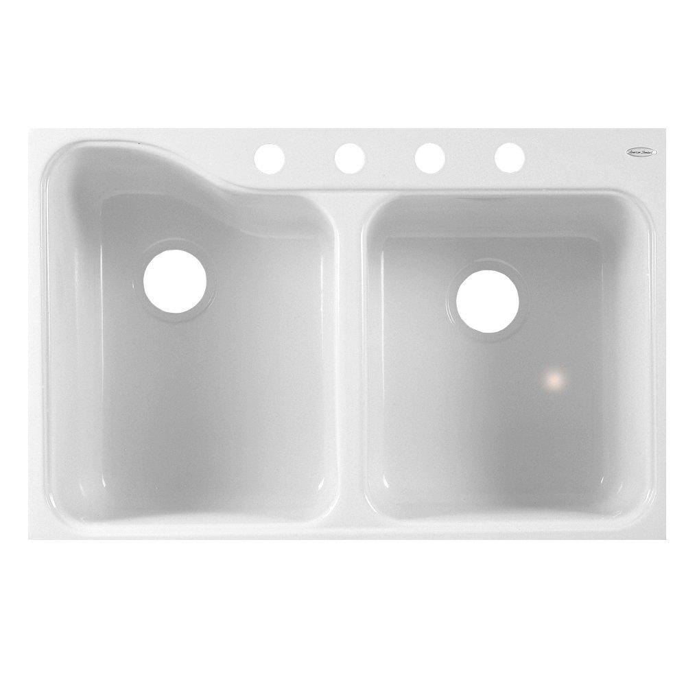 American Standard Silhouette Americast Kitchen Sink Wow Blog
