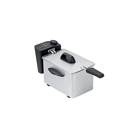 Freidora COMELEC FR-308/3080 2,5 L 1600W Inox