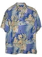 Tommy Bahama Island Luau Silk Camp Shirt