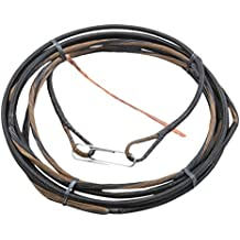 Vapor Trail Archery Mathews Drenalin String & Cable Set, Tan/Black, One Size