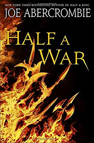 book cover of Half a War