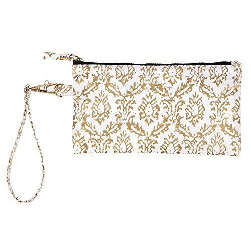 SCOUT KATE WRISTLET, Lightweight Wristlet Wallet for Women, Small Clutch Wristlet with Strap (Multiple Patterns Available) (Pouch Wristlet Wallet One)