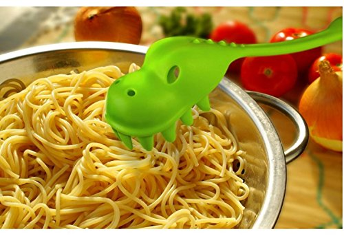 2 Pack-WalkingTree L Size ABS Pastasaurus Pasta Server (9.5
