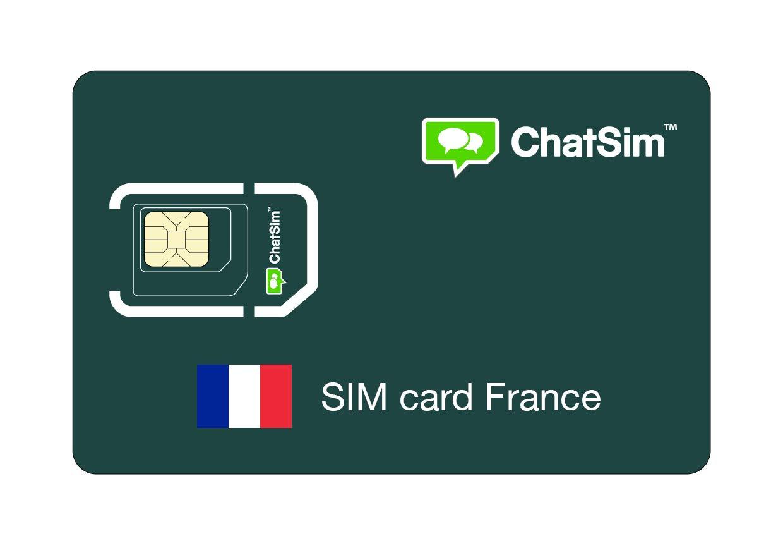 Tarjeta SIM internacional para viajes a FRANCIA y en todo el mundo ...