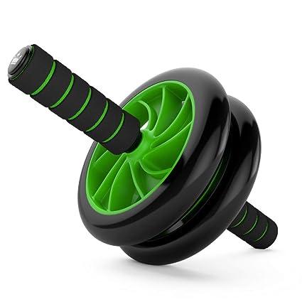 Amazon.com: rueda para abdominales ::ejercicio para moldear ...