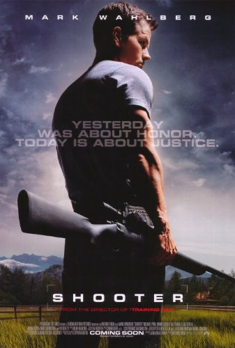 Shooter 27 x 40 Movie Poster - Style A
