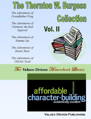 The Thornton W. Burgess Collection (Volume 2)