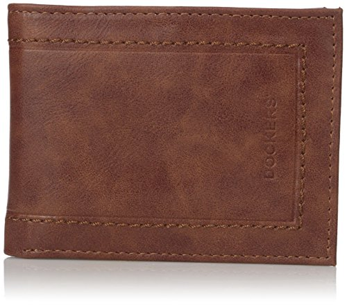 dockers-mens-wallet-with-bottle-opener-key-fob-tan-one-size