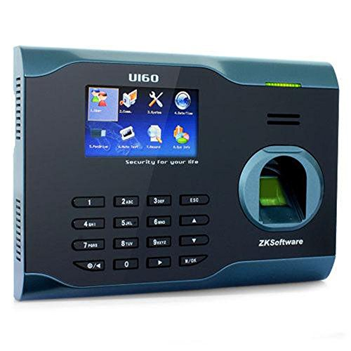Integrated Biometric Fingerprint Reader - ZKSoftware U160 3.0
