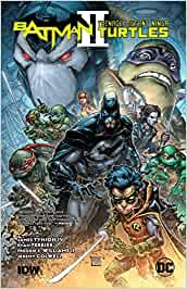 Batman/Teenage Mutant Ninja Turtles II: Amazon.es: James ...