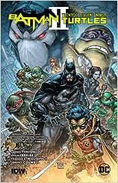 Batman/Teenage Mutant Ninja Turtles II: Amazon.es: James ...