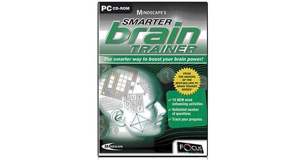 Mindscapes Smarter Brain Trainer (PC CD) [Importación inglesa ...