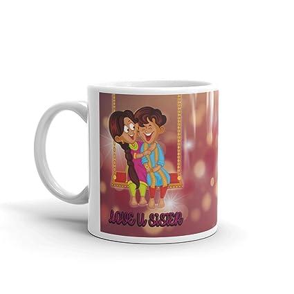 Buy Family Shoping Sister Birthday Gift Love You Coffee Mug