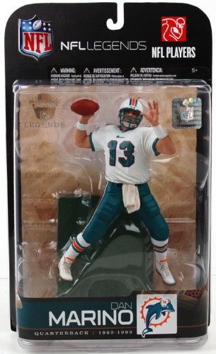 - NFL Legends Series 5 Figure Dan Marino 2 Miami Dolphins Variant