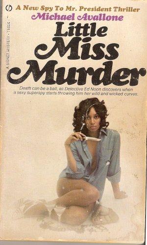 book cover of Little Miss Murder